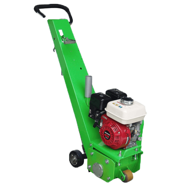 leistungsfähige Motor der Bodenfräsmaschine DBF-200-B ergonomischer Griff Kontrolle