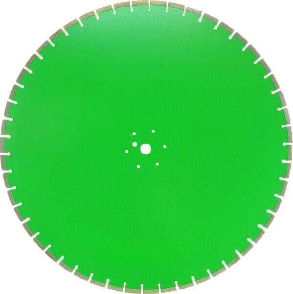 Die DRS-SET7,5 Diamanttrennscheibe zählt zu der neuen Generation von Trennscheiben für extreme Anforderungen für die Verwendung mit Fugenschneider Maschinen.