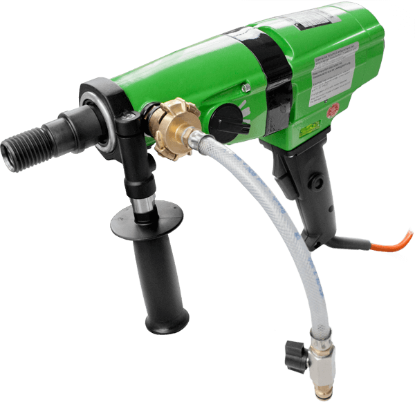 Green and handy drill motor DDM-22 NT for effective and safe drilling in many fields of application. Supreme Dr. Schulze quality guaranteed.