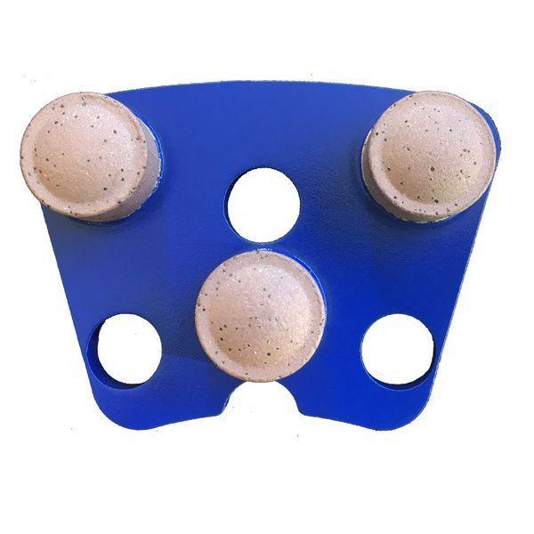 Das Metallgebundene Werkzeug RAZOR-C20…C120 ist in unterschiedlichen Ausführungen erhältlich und in einem kräftigen Blauton gestaltet für ein tolleres Aussehen.