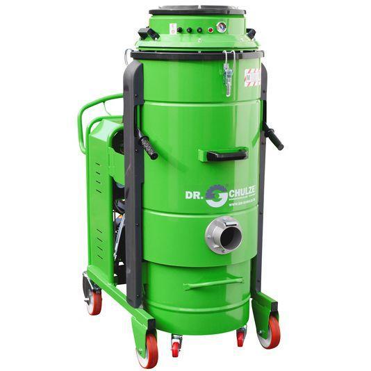 Das hauptsächlich grüne Luftreinigungssystem S35/540 A ist auf diesem Produktbild perfekt in Szene gesetzt und zeigt die verschiedenen Anwendungsbereiche.