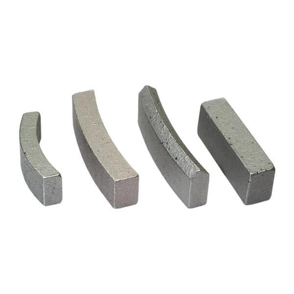 The Super High Premium Segments SA-P with a segment height of 9 millimeters is suitable for the reliable processing of many different materials.