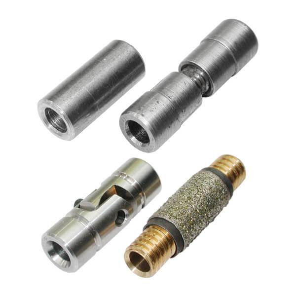 Diamond wire connectors