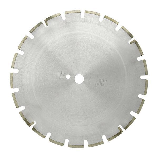 Um Frischbeton zu bearbeiten eignet sich die FB-E1 Diamanttrennscheibe für Benzin betriebene Fugenschneider für die Erzielung ausgezeichneter Ergebnisse.