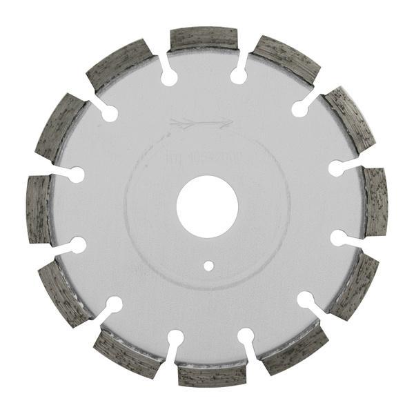 Der Mauernutfräser MF ist eine Diamanttrennscheibe, die neben einem ansprechenden Design auch über ein hohes und langlebiges Leistungsniveau verfügt.