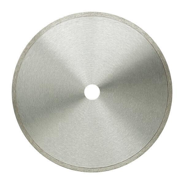 Die Diamanttrennscheibe FL-S wird auf diesem Produktfoto eindrucksvoll vorgestellt und präsentiert, wie die Scheibe praktisch anzuwenden ist.