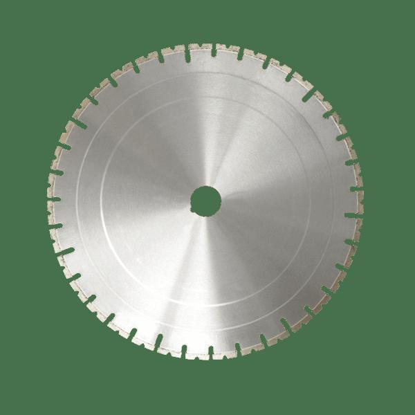 Die Diamanttrennscheibe DSW15 (ex W42) ist grau gestaltet und verfügt über viele verschiedenen praktische Anwendungsmöglichkeiten für Beton oder Naturstein.