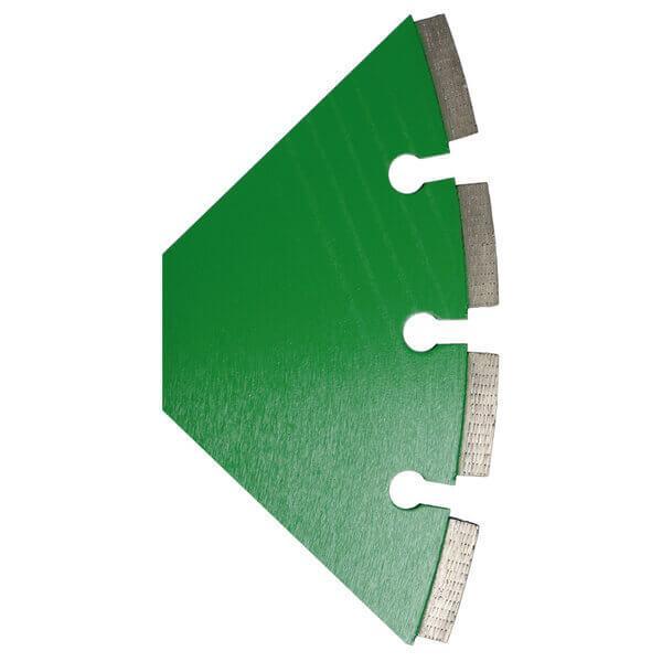 Das Diamanttrennscheiben DRS-Set-W20 für Wandsägen ab 15 kW ist sehr professionell und innovativ produziert mit Fokus auf eine einwandfreie Qualität.