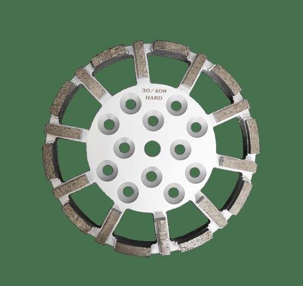 Das moderne metallgebundene Werkzeug DRS-250-20DS-A40 verfügt über ein ansprechendes und sehr praktisches Design für viele verschiedene Anwendungsbereiche.