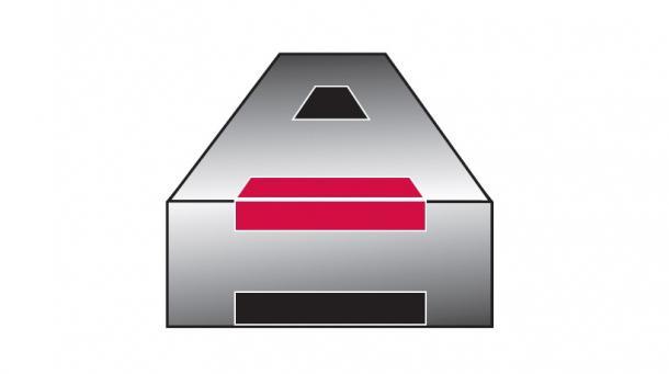 Der schnellhärtende Epoxy-Mörtel ist ein wichtiger Bestandteil des Riss- und Fugenfüllmaterials Armor Hard für effektive und dauerhafte Reparaturen.