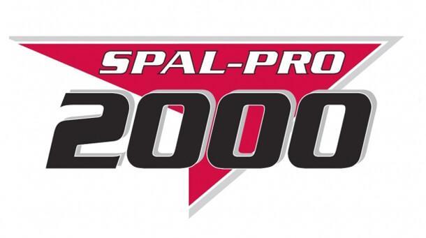 Ein stylisches, rotes Symbol mit schwarz-weißer Schrift symbolisiert das innovative Riss- und Fugenfüllmaterial SPAL-Pro 2000 der Dr. Schulze GmbH.