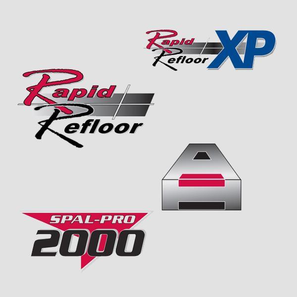 Unterschiedliche Riss- und Fugenfüllmaterialien sind bei der Dr. Schulze Gmbh erhältlich, einige sind auf diesem Bild, wie Rapid Refloor oder Spal-Pro 2000.