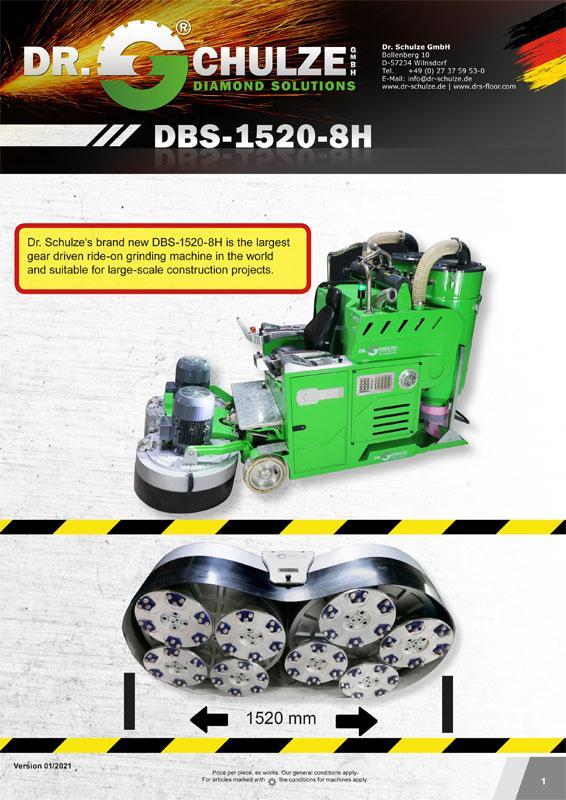 DBS-1520-8H