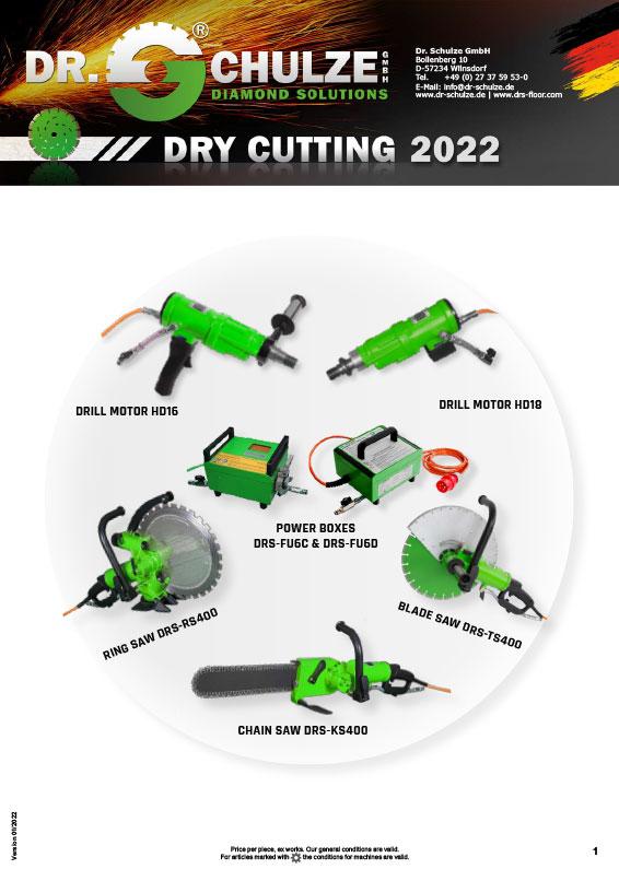 Dry Cutting