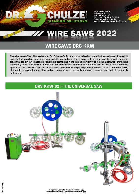 Wire saws