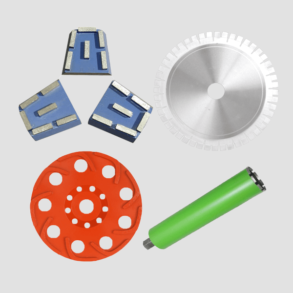 Werkzeuge Naturstein