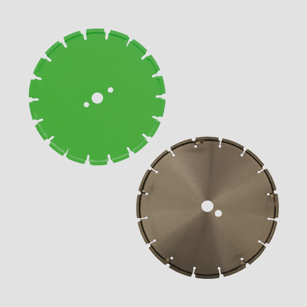 High-quality diamond cutting discs for the Fugenschneider milling cutters are not only practical tools, they also impress with their appearance.