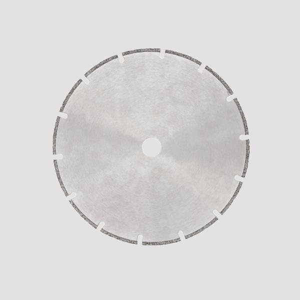 Für die präzise Marmor Bearbeitung sind spezielle Anforderungen notwendig, welche die Diamanttrennscheibe der Dr. Schulze GmbH optimal erfüllt.
